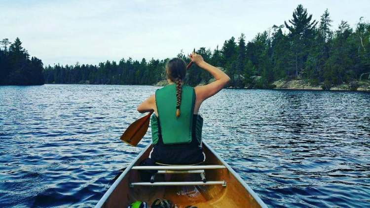 jen canoe