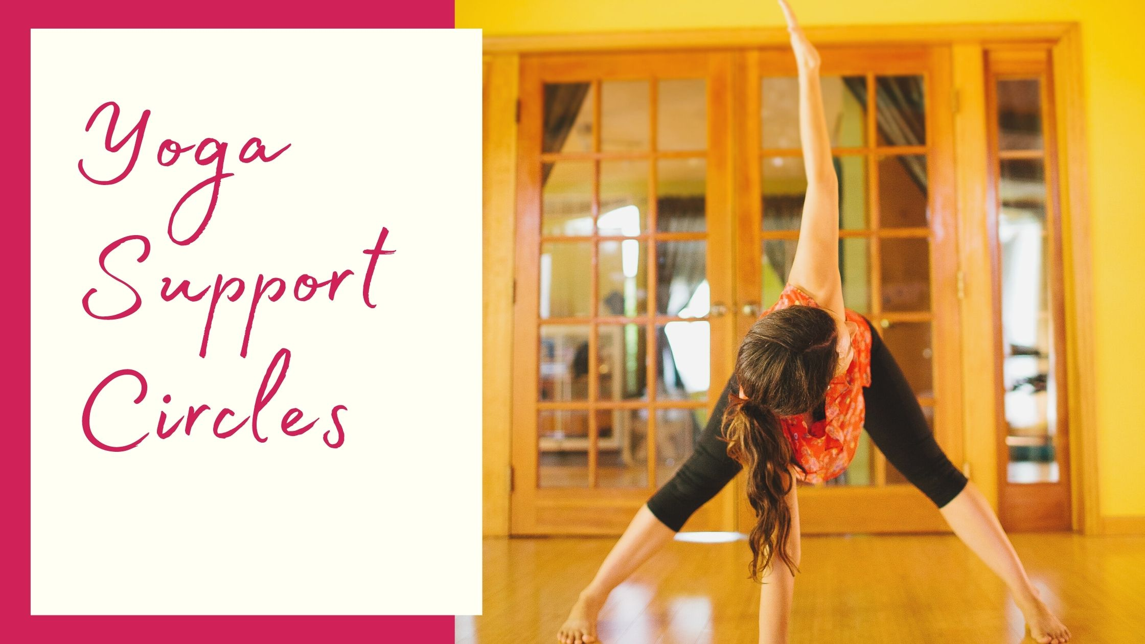 yoga support circles