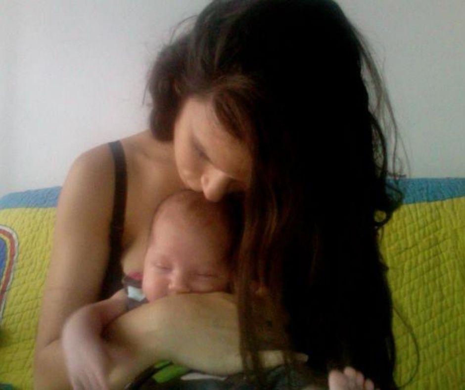 mom & babe 1